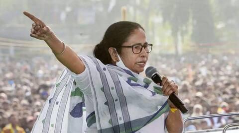 cooch behar firing : mamata banerjee asks for amit shahs resignation - bsb