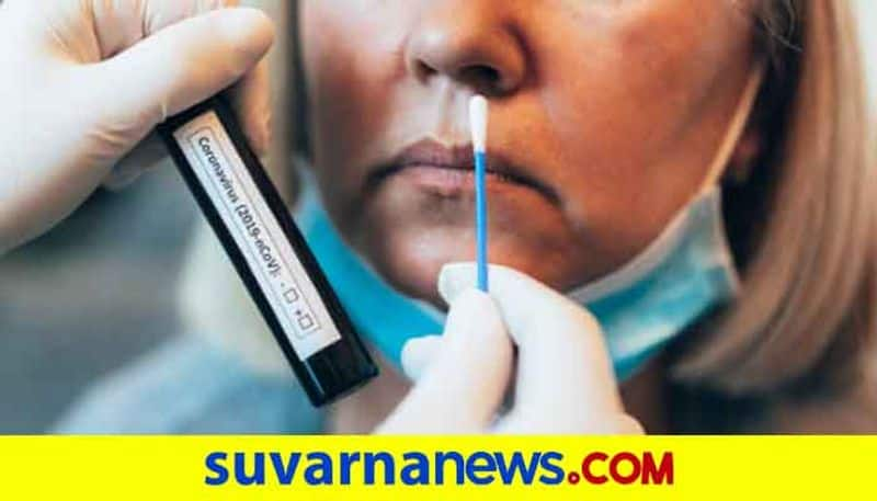 Health Minister K Sudhakar Talks Over Coronavirus grg
