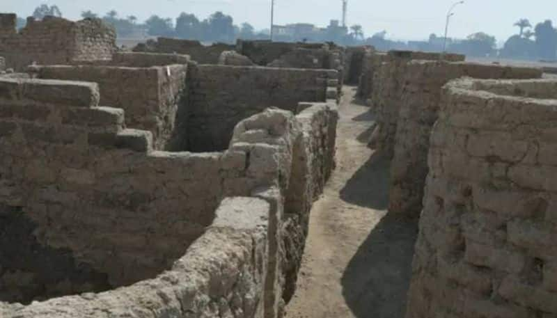 3000 year old city found in Egypt