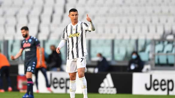 Serie A 2020-21: Why did Cristiano Ronaldo throw his shirt following Juventus's win over Genoa?-ayh