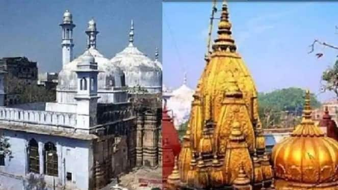 Court Revives Dormant Dispute asks ASI to Survey Gyanvapi Mosque Next to Kashi Vishwanath Temple pod