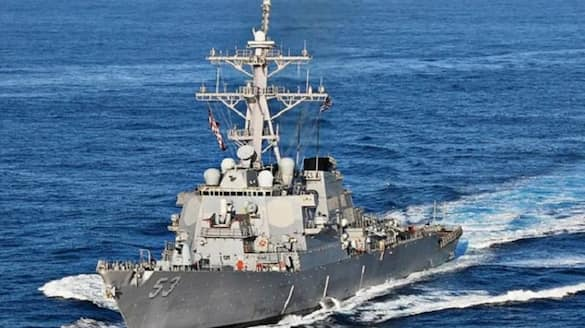 US Navy conducts Freedom Of Navigation Operation near Lakshadweep Islands without Indias consent-dnm