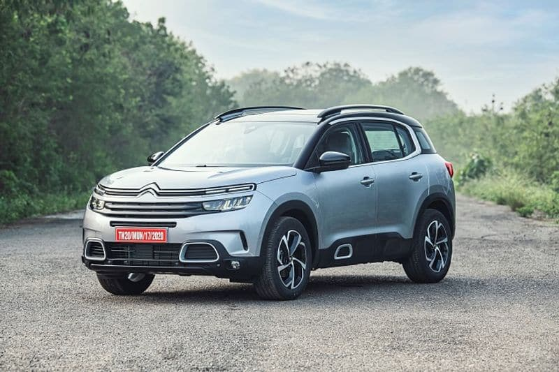 France base citroen launches c5 aircross suv car in india ckm