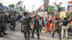 EC to deploy 92 companies central forces for Bengal by Election on Oct 30 bmm
