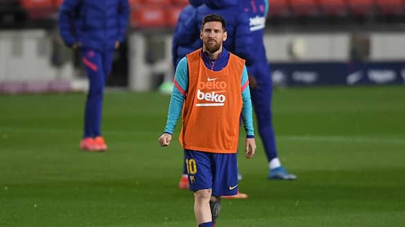 Lionel Messi not to continue at Barcelona, confirms club-ayh