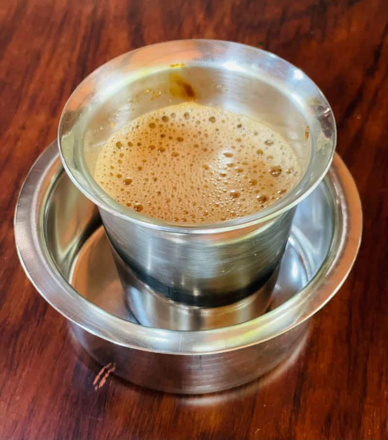 ತಮಿಳುನಾಡಿನ ಕಾಫಿ ರುಚಿ ಹೊಗಳಿದ ಕಂಗನಾ
