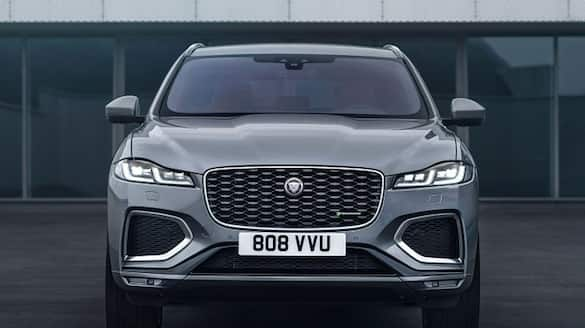 Luxurious and connected new jaguar f pace car Bookings opened in India ckm