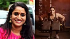 surabhi lakshmi fitness photos