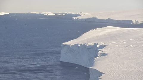 Antarcticas Doomsday Glacier is melting faster than expected