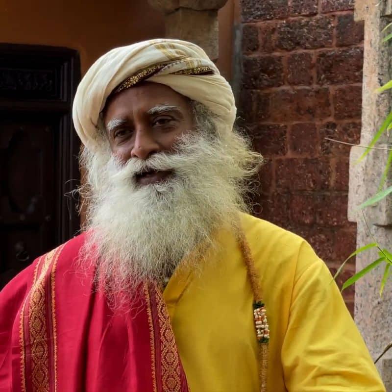 Sadhguru emphasis strengthen the hindu way of life by eliminating caste creed distinction