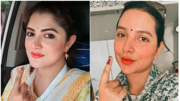 many tollywood celebrity cast their vote on forth phase BJC