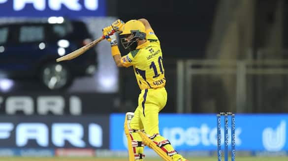 Chennai Super Kings registers first win in 2021 against Punjab Kings CRA