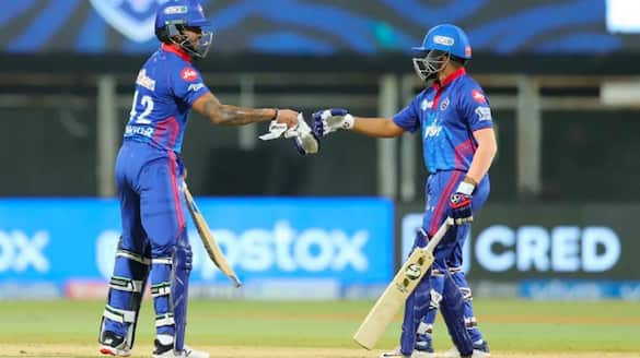 Delhi Capitals defeated Chennai Super Kings by 7 wickets in IPL 2021 spb