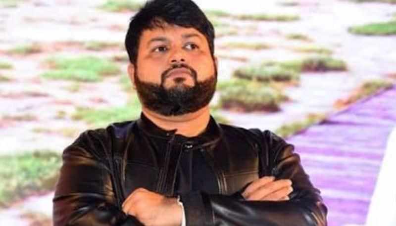 music director thaman strong counter to netizen  arj