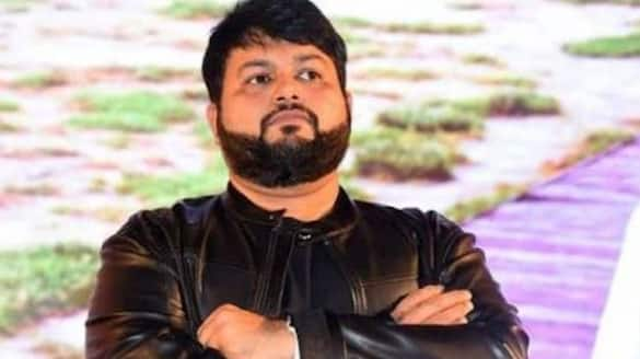 music director thaman strong counter to netizen  arj
