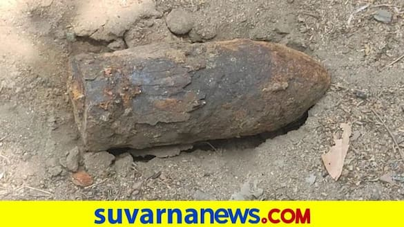 Boys find dormant projectile while playing cricket in Chennai pod