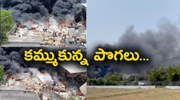 fire accident at visakha sez
