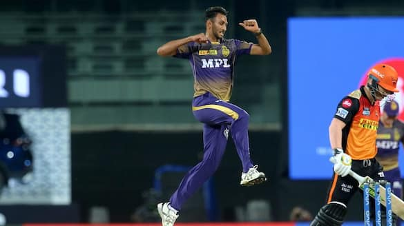 IPL 2021 KKR Alrounder performance help to Beat SRH by 10 runs ckm