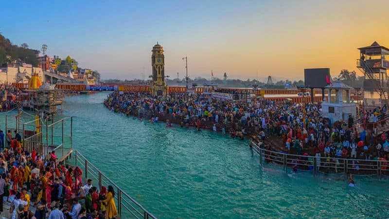 India overtakes Brazil in Covid cases after Kumbha mela religious festival ckm
