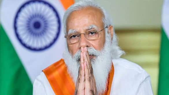 PM Modi  condolence to loss of lives due to leakage of Oxygen tank at Maharashtra