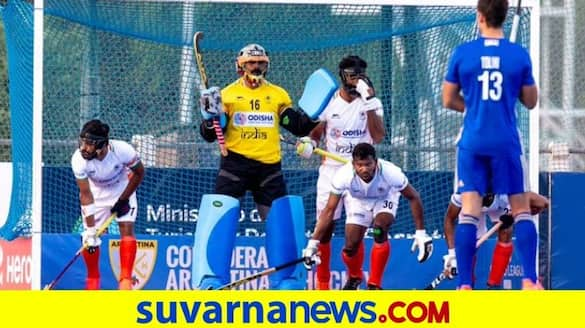 FIH Pro League Indian Hockey Team beat Olympic champions Argentina in second match kvn