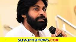 Telagu power star Pawan Kalyan fan writes name in blood