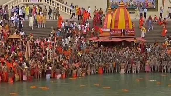 1 lakh Covid 19 tests during Kumbh festival fake Report pod