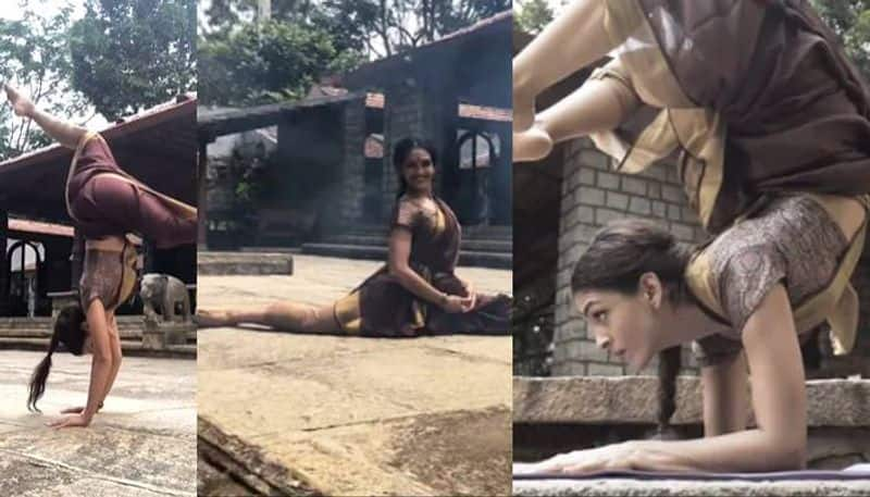 Splits To Headstands by dancer video viral