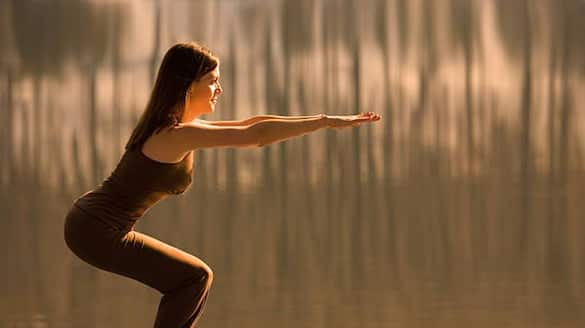 Just spend few minutes for yoga will solve many problems like magic BDD