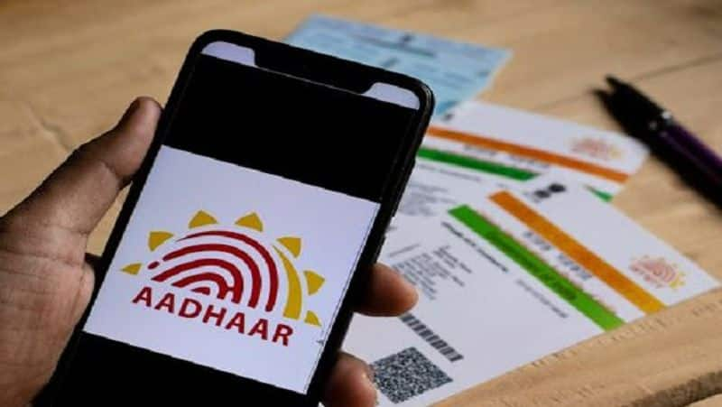 Aadhar Card is Mandatory For all Vehicle Related activities pod