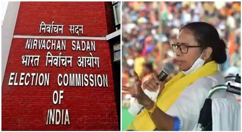 Mamata Banerjee demands action to hold all phase elections on the same date..!