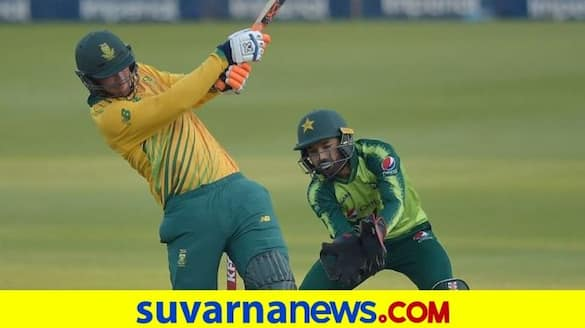 George Linde all round heroics performance Helps South Africa beat Pakistan by 6 wickets kvn