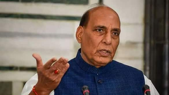 Rajnath Singh Asks Armed Forces To Help States Amid COVID 19 Surge Report pod