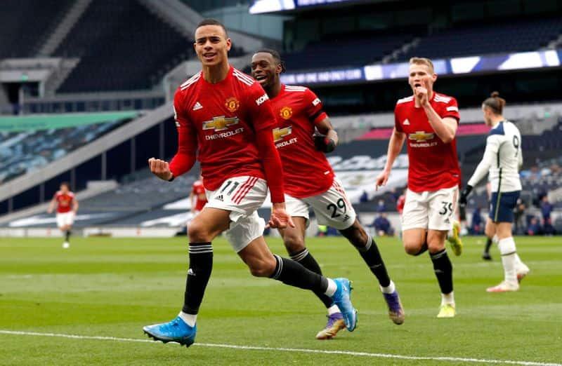<p><strong>Manchester United storms past Tottenham Hotspur</strong><br /> In the game of the matchday, it was second-placed United who produced the most beautiful display of gameplay by taming seventh-placed Tottenham 3-1 away from home. While the Red Devils is in a solid position to finish second, the Spurs will now have to fight for a top-four finish.</p>