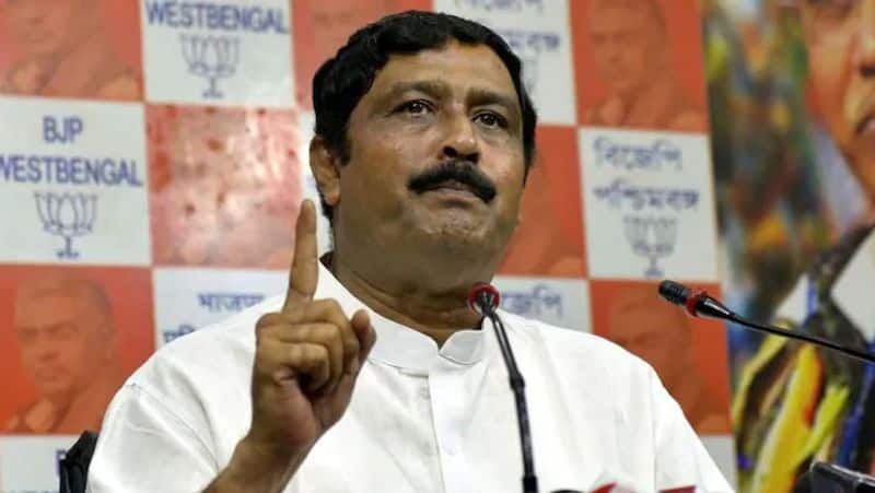 BJP Leader Rahul Sinha from Campaigning for 48 Hours ban