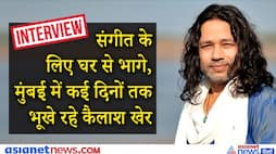 Exclusive interview with singer composer Kailash Kher KPV