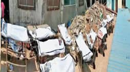 Chattisgarh Raipur hospitals full of dead bodies pod