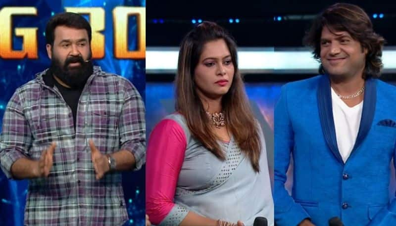 why evicted sajina firoz from bigg boss 3 mohanlal explains