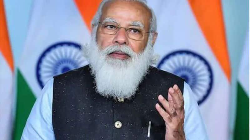 Modi holds meeting authorities on CBSE board Exams lns