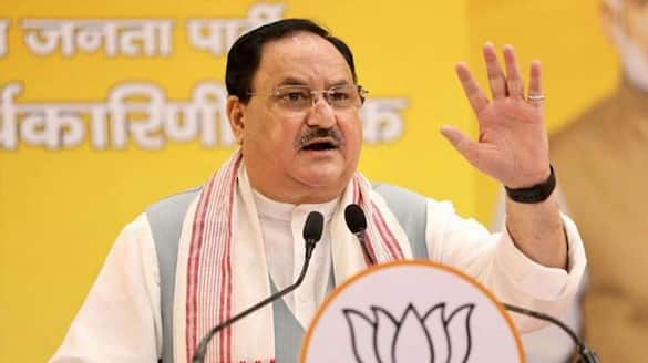 JP Nadda attacks to CM Mamata Banerjee on Sitalkuchi  issue RTB