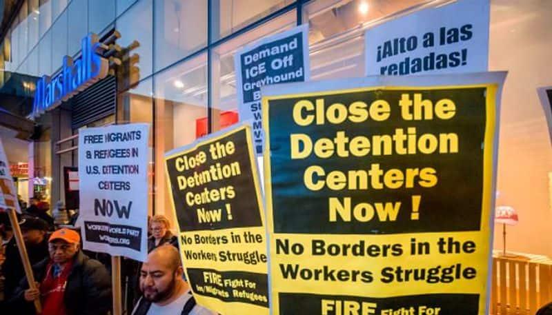 allegations on US immigration detention centre