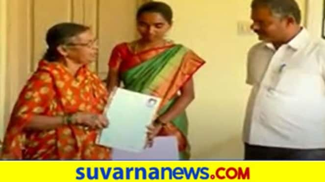 Chitradurga GP Member Accused of Furnishing Fake Caste Certificate hls
