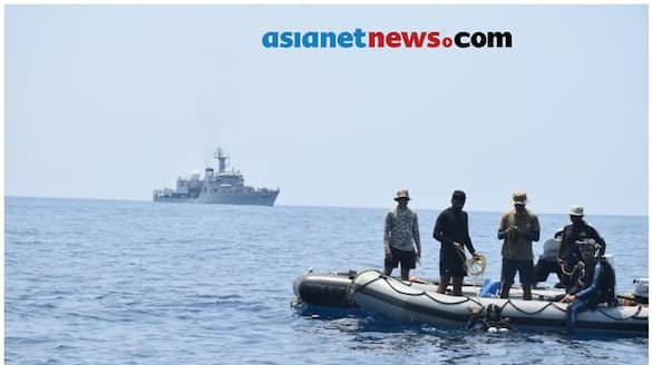 mangaluru boat accident special team of navy deployed for the search of missing fishermen