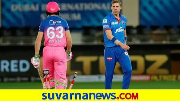IPL 2021 Delhi Capitals Pacer Anrich Nortje Tests Positive For Coronavirus kvn