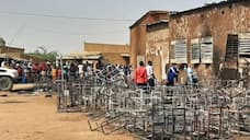 20 children killed in niger school fire