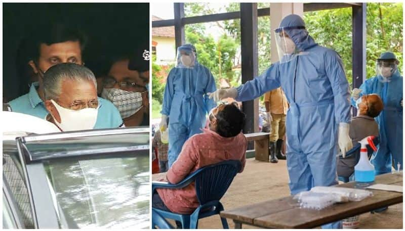 covid 19 kerala to do mass testing on virus second wave