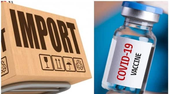covid 19 govt mulls duty relief for imported vaccines in india