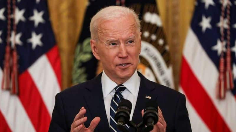 """Just As India Sent Assistance To US..."""": Biden Assures Help Amid Covid"""