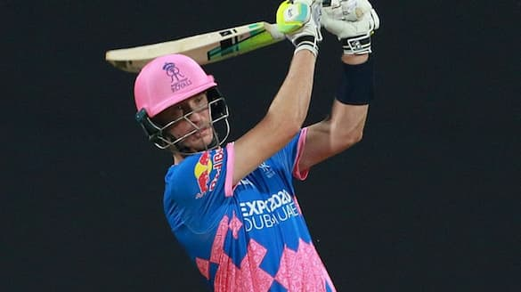 Chris Morris and David Miller show, Rajasthan Royals beat Delhi Capitals by 3 wickets in ipl 2021 spb