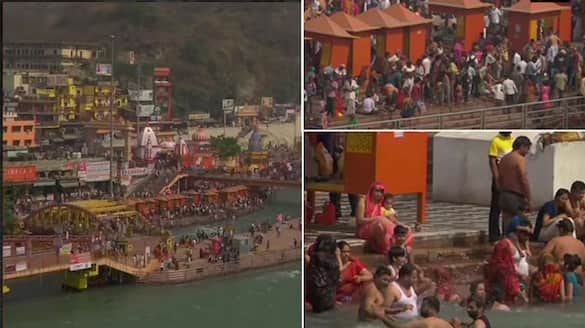 Shocking news on Corona infection and Kumbh of Haridwar kpa